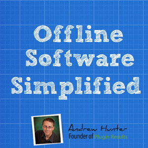 Offline Software Simplified