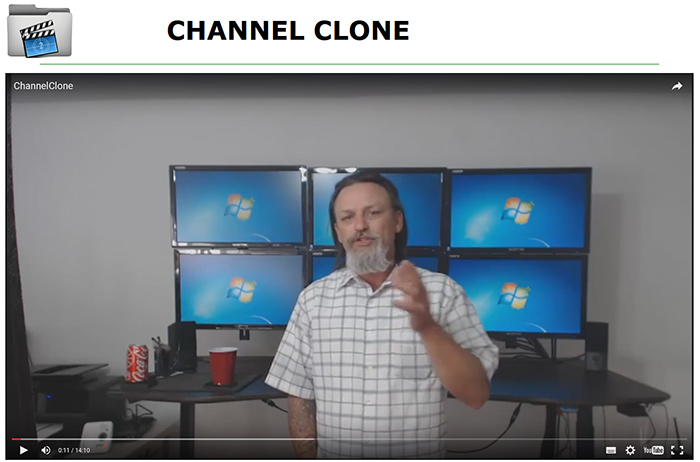 Channel Clone